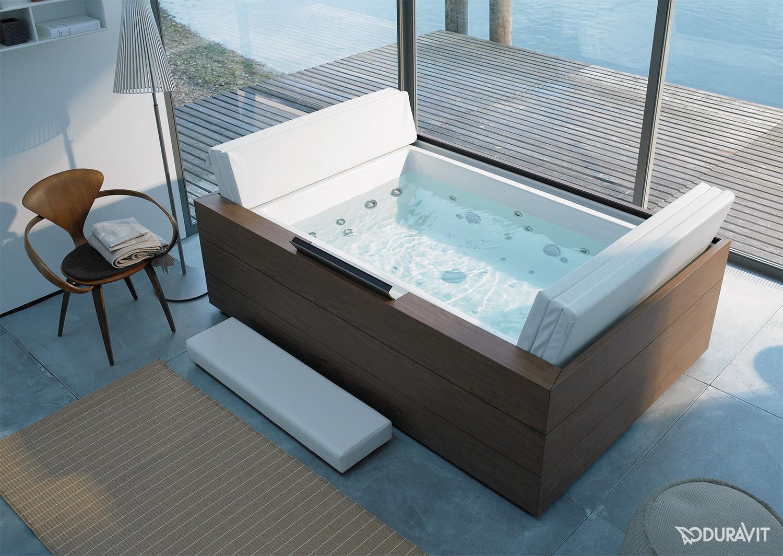 Wellness im Bad. Entspannt die Seele baumeln lassen. | Sauna ...